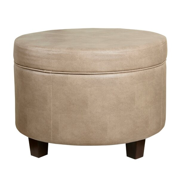 Hobby Storage Ottoman by Wrought Studio