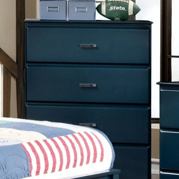 Kromer 4 Drawer Chest by Alcott Hill