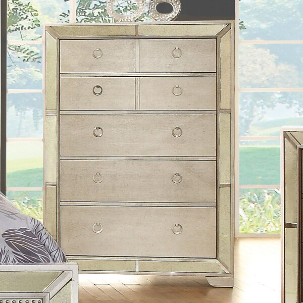 Ryne 5 Drawer Chest by Willa Arlo Interiors