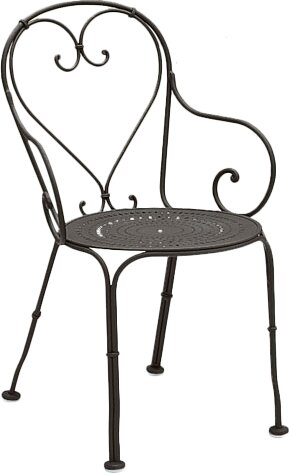 Parisienne Patio Dining Chair By Woodard
