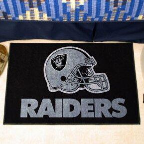 NFL - Oakland Raiders Doormat by FANMATS