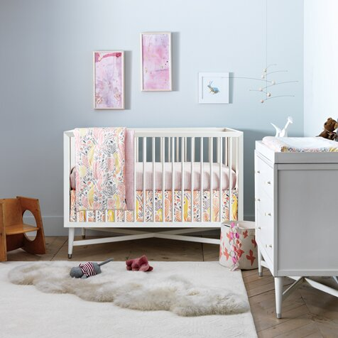 Modern Crib Bedding Collections Dwellstudio