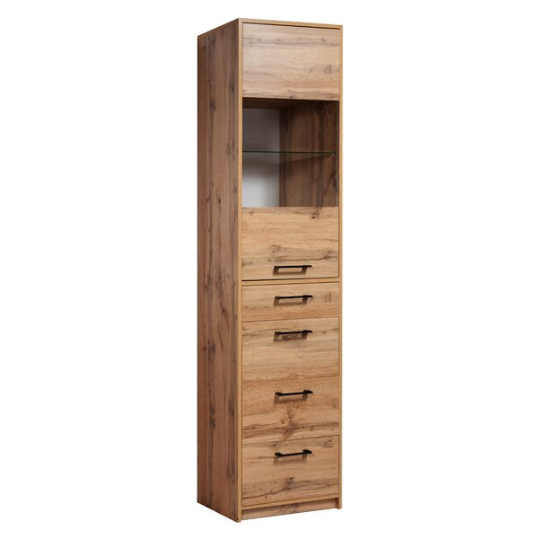 Viviano Curio Cabinet by Millwood Pines