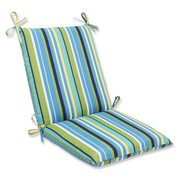 Topanga Indoor/Outdoor Lounge Chair Cushion by Pillow Perfect