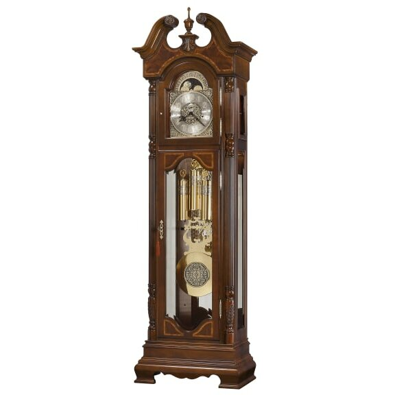 Polk 89.25 Grandfather Clock by Howard Miller®