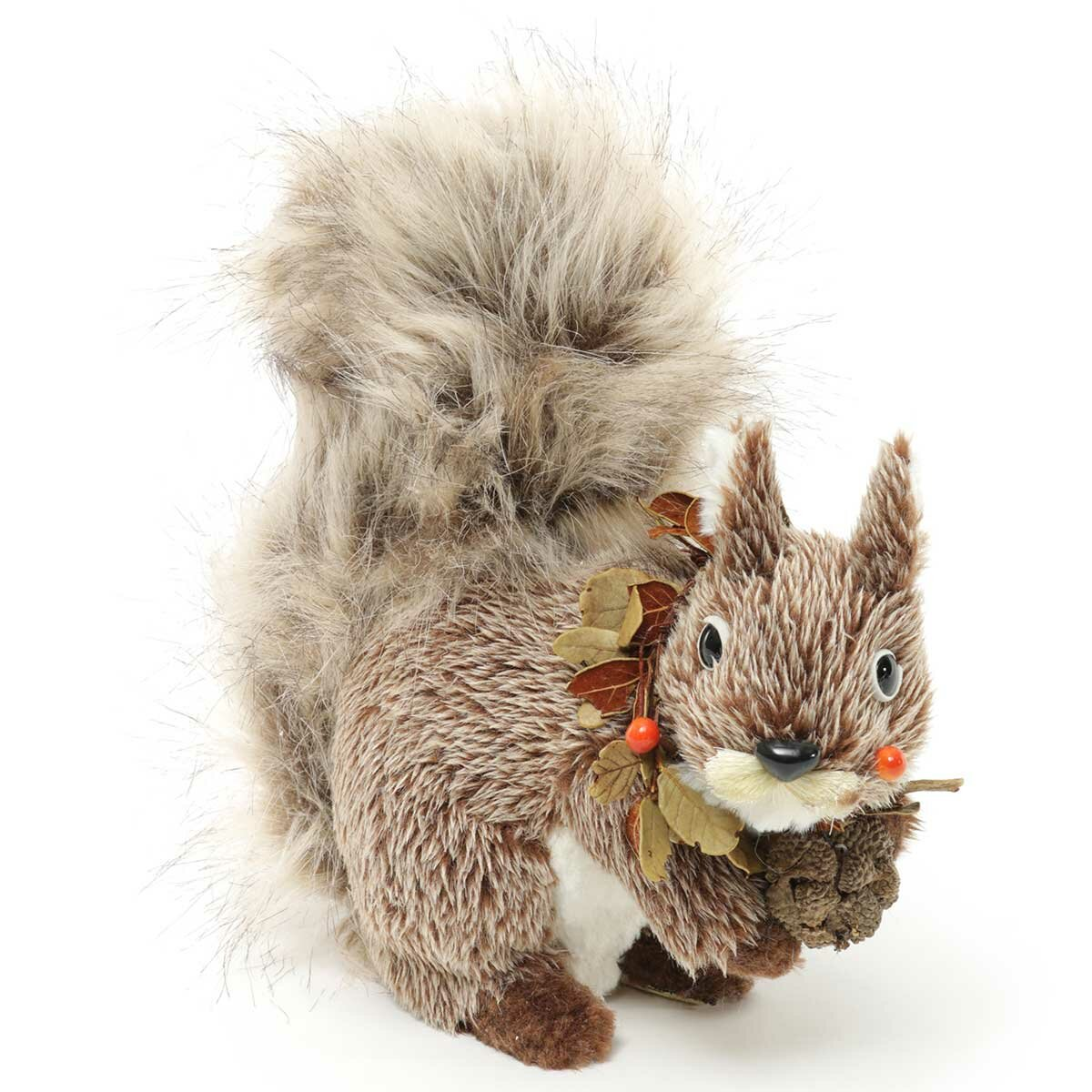 Squirrel Felt Hot Pad choose your color