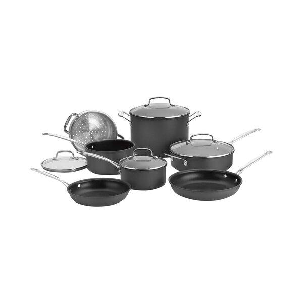 Nonstick 11 Piece Cookware Set by Cuisinart