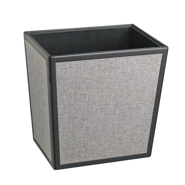 Arleta 3.25 Gallon Waste Basket by Orren Ellis