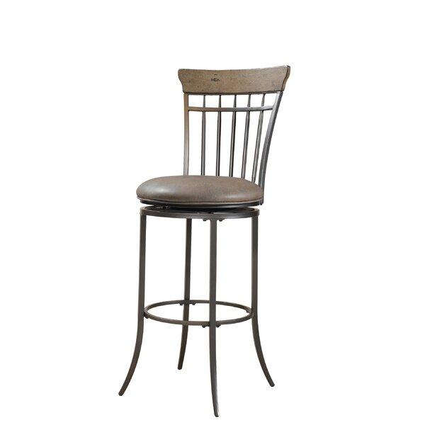 Charleston 26 Swivel Bar Stool by Hillsdale Furniture