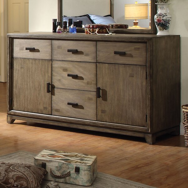 Karla 5 Drawer Combo Dresser by Hokku Designs
