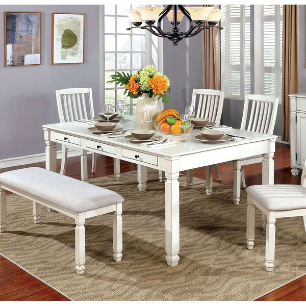 Dayse Dining Table by Rosecliff Heights Rosecliff Heights