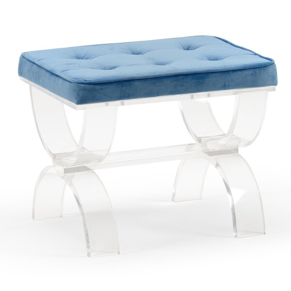 Harlow Upholstered Bench by Wildwood