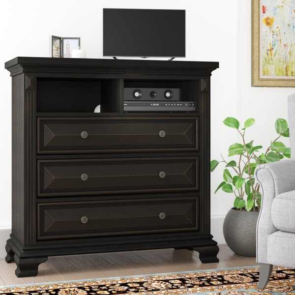 Review Banwell 3 Drawer Media Chest