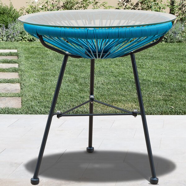 Renz Bistro Table by Wrought Studio