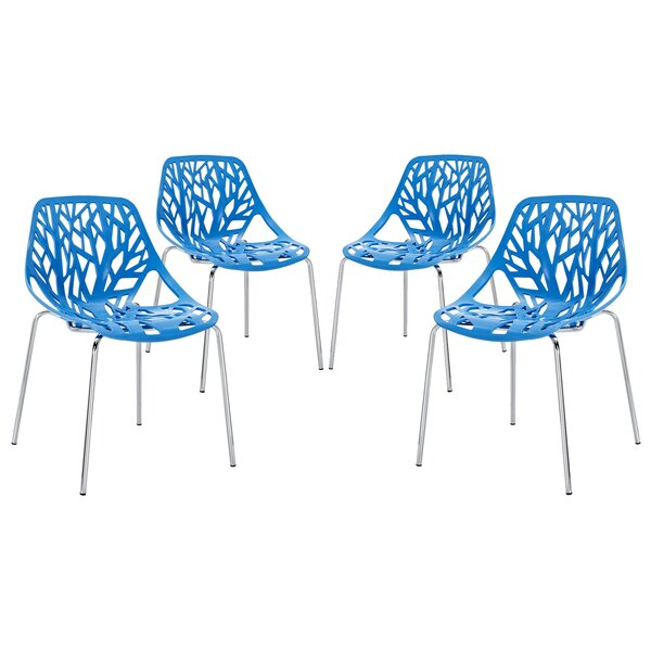 Pearlie Dining Chair (Set of 4) by Ivy Bronx