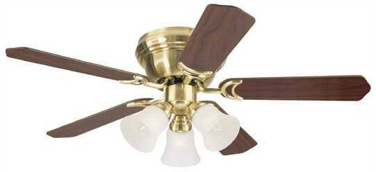 42 Magnolia 5-Blade Ceiling Fan by Charlton Home