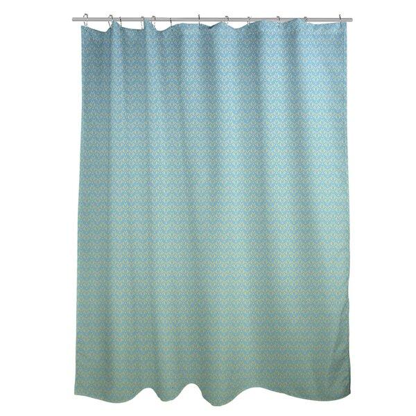 Trippy Shower Curtain Fabric Bathroom Decor Set with Hooks 4 Sizes