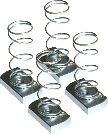 Unistrut Hardware (Set of 4) by Crimson AV