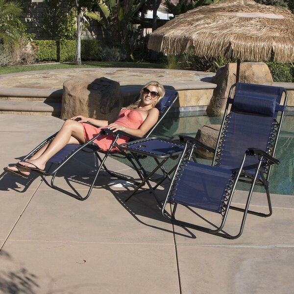 Bracey 3 Piece Rattan Seating Group with Cushions by Freeport Park