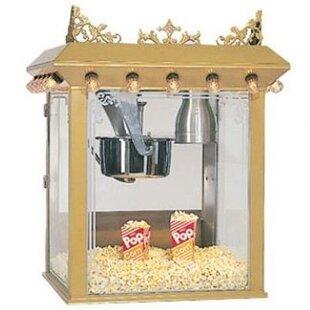 6 Oz. Antique Popcorn Machine by Bass