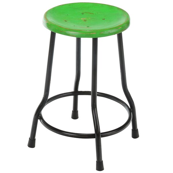 Landen Farmhouse Bar Stool by Williston Forge