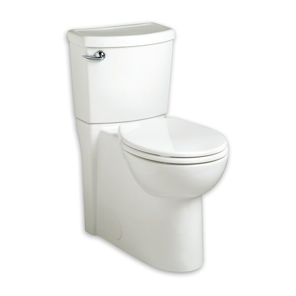 Cadet 3 Right Height 1.28 GPF Elongated Two-Piece Toilet by American Standard