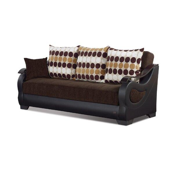 New Look Loudoun Sofa Sleeper by Ebern Designs by Ebern Designs
