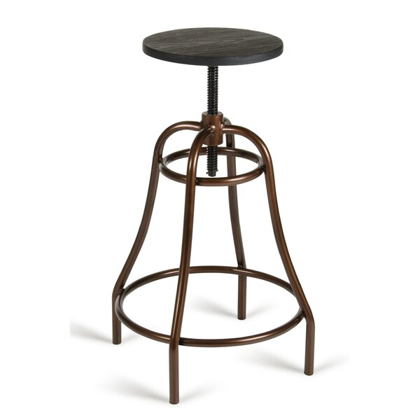 Sheree Swivel Bar Stool by 17 Stories