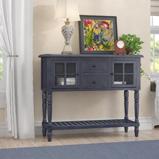 Compare Decarlo Console Table ByCharlton Home