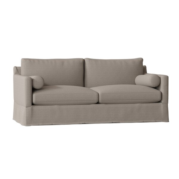 Hayes Slip Covered Sofa by Gabby