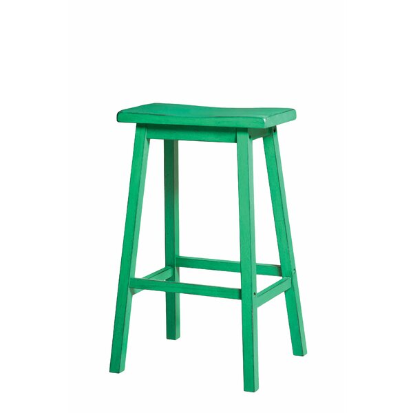 Loar 29 Bar Stool (Set of 2) by Red Barrel Studio