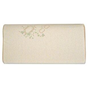 100% Cotton Memory Foam Pillow ByAlwyn Home