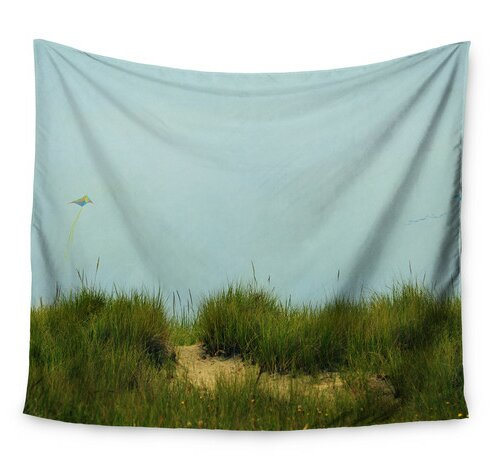 Hand in Hand by Robin Dickinson Wall Tapestry by East Urban Home