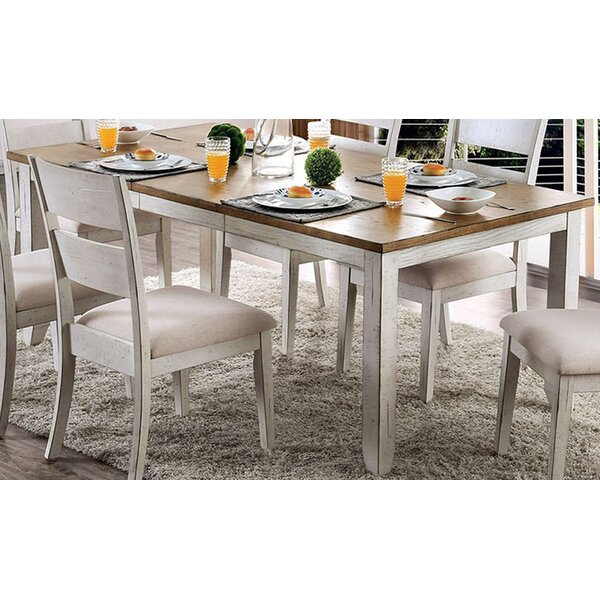 Amazing Virgil Extendable Dining Table By One Allium Way Today Sale Only