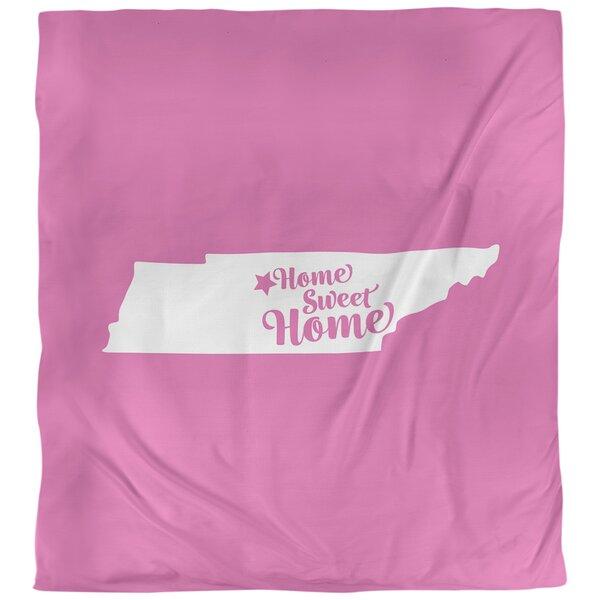 Home Sweet Nashville Single Reversible Duvet Cover