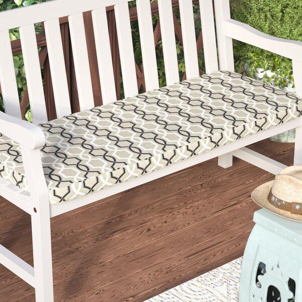 Villareal Indoor/Outdoor Bench Cushion