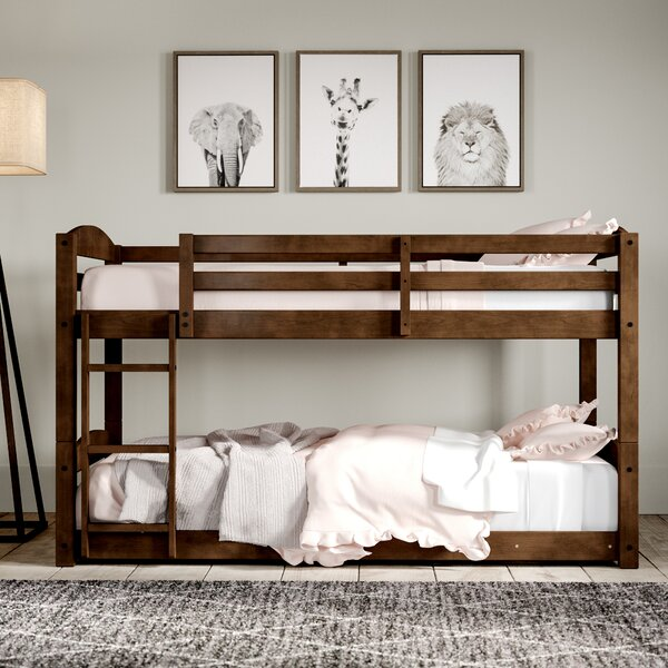 Bellmead Twin Over Twin Bunk Bed By Greyleigh by Greyleigh Today Only Sale