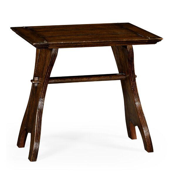 Tavern Solid Wood Dining Table by Jonathan Charles Fine Furniture Jonathan Charles Fine Furniture