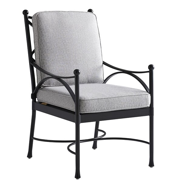 Pavlova Patio Dining Chair with Cushion by Tommy Bahama Outdoor Tommy Bahama Outdoor