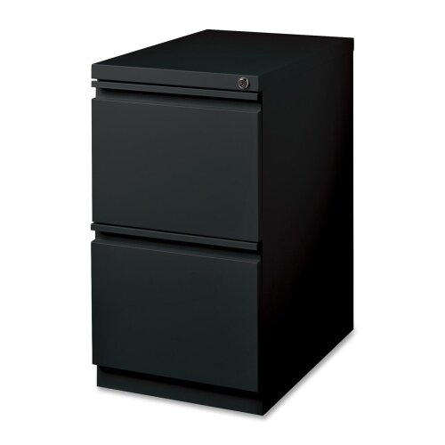 15 W x 19.9 D 2-Drawer Mobile Pedestal File by Lorell