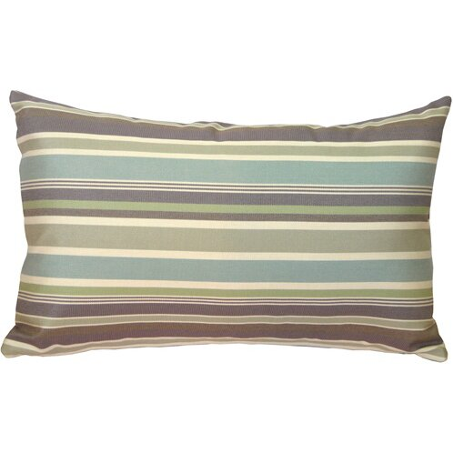 Raelynn Outdoor Sunbrella Lumbar Pillow by Highland Dunes