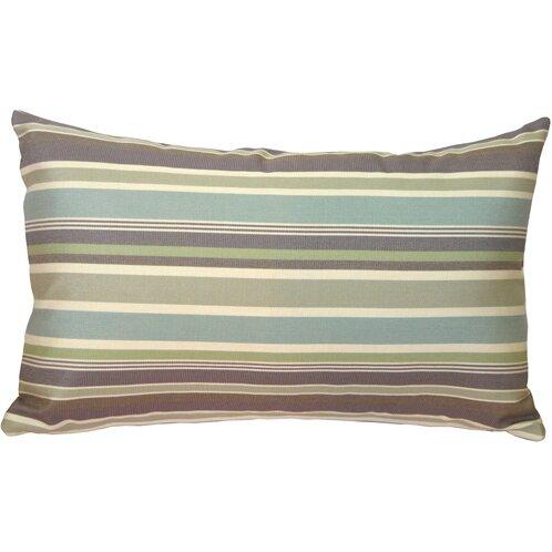 Raelynn Outdoor Sunbrella Lumbar Pillow by Highland Dunes