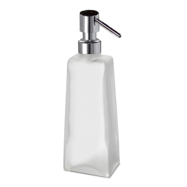 Complements Frosted Pump Soap Dispenser by Windisch by Nameeks