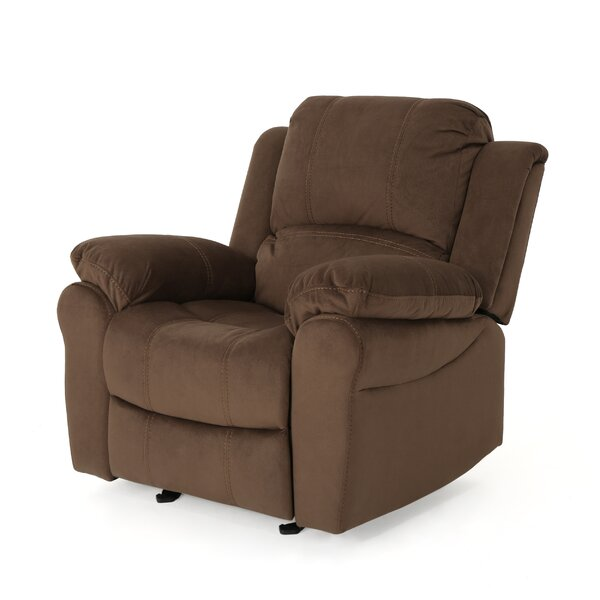 Penovich Manual Glider Recliner [Red Barrel Studio]
