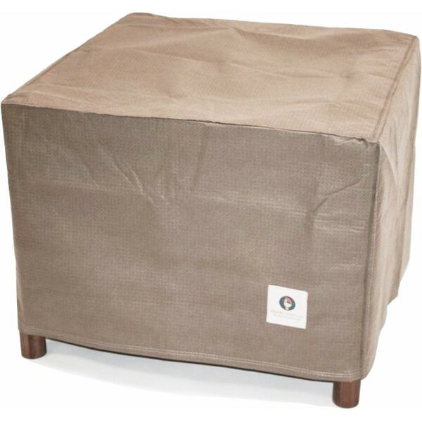 Elite 32 Square Patio Ottoman or Side Table Cover by Duck Covers