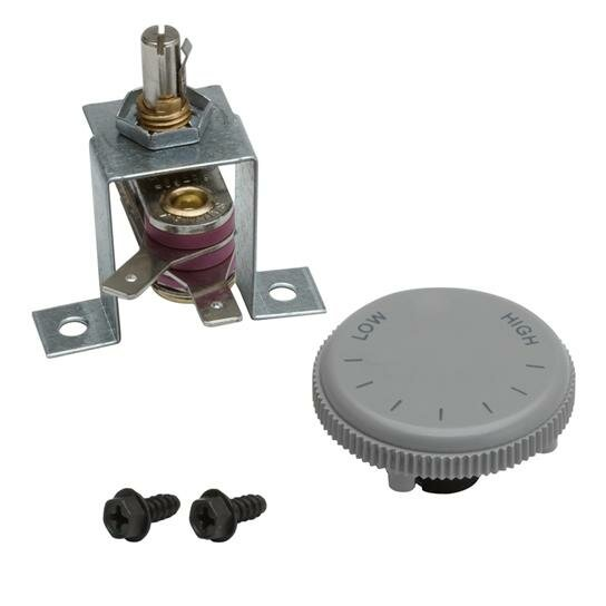 Wall Heater Thermostat Kit by Broan