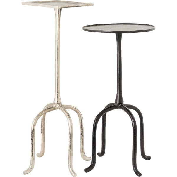 Tignall 2 Piece Nesting Tables by Ophelia & Co.