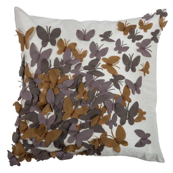 Denica Throw Pillow by Wildon Home ®