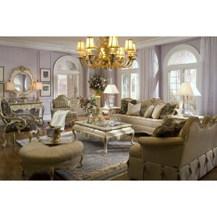 Charming Lavelle Configurable Living Room Set. By Michael Amini ...