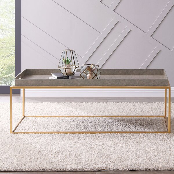 Doering Coffee Table By Mercer41